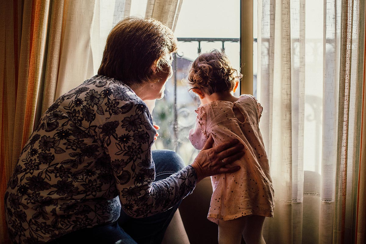 What does it mean to dream about a grandmother