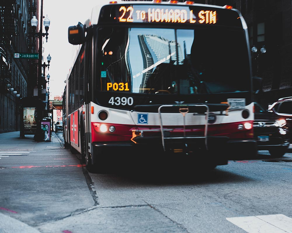 What does it mean to dream about a bus?