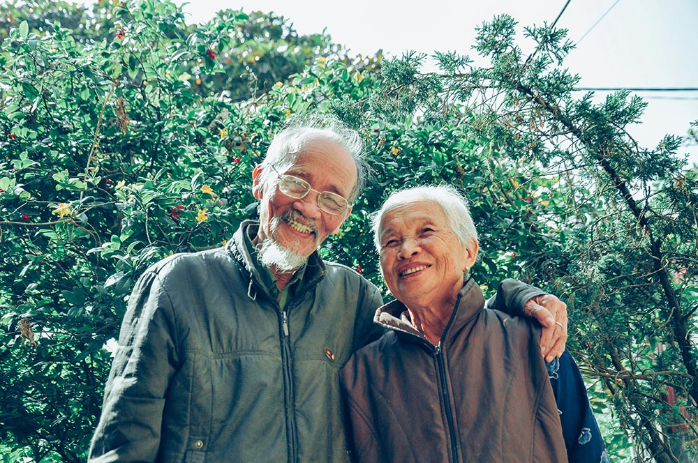 What does it mean to dream about grandparents