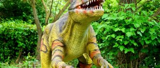 What does it mean to dream about dinosaurs
