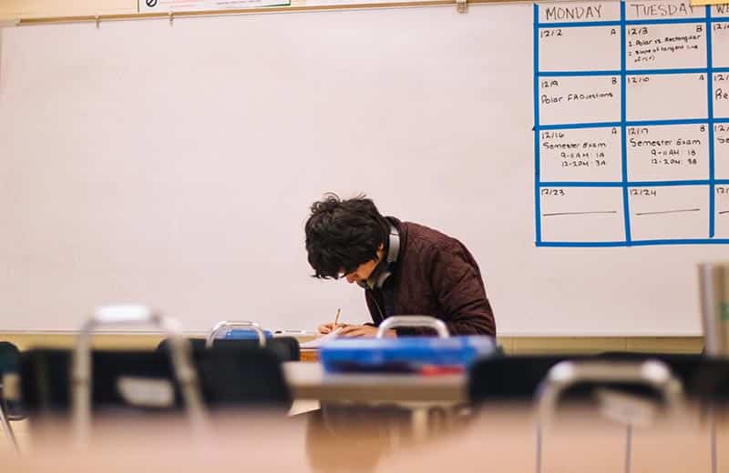 What does it mean to dream about an exam