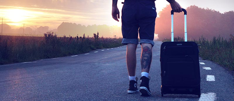 What does it mean to dream about suitcases
