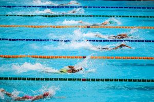 Olympic Swimming Competition